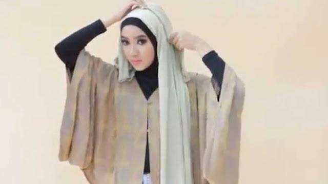 Style tren hijab