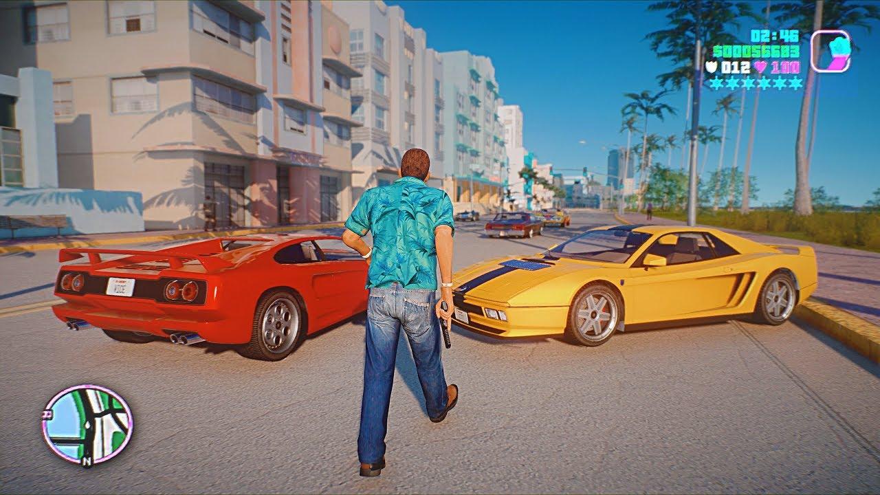 Download GTA Vice city, San Andreas, 1, 2, 3, 4 ,5 + CR@CK - Wiki Giai Dap