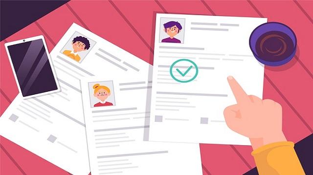 Cara Membuat CV di Word