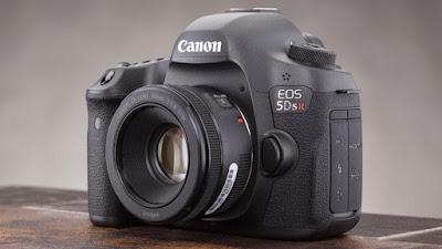 Canon EOS 5Ds R DSLRダウンロードフルドライバー