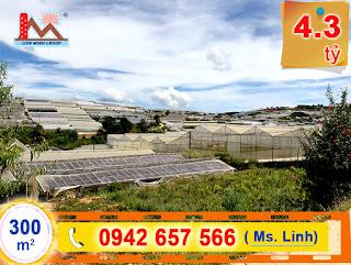 Cơ hội sở hữu lô đất đẹp, view thoáng mát Nam Hồ, phường 11, Đà Lạt