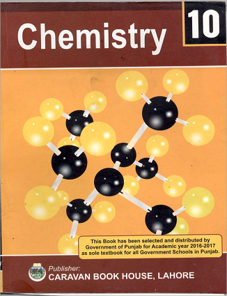 10th Class (Matric-II) Chemistry Textbook (PCTB) for English Medium
