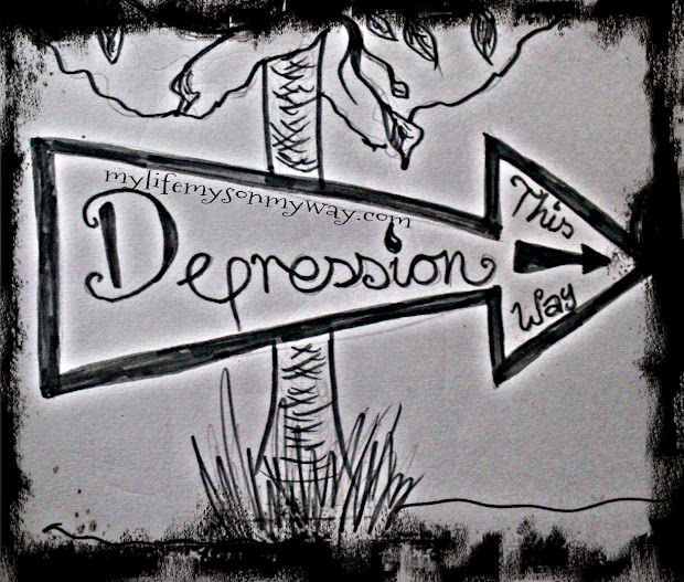Life Son Depression Masked