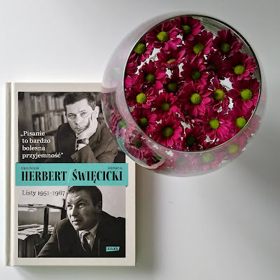 Pisanie to Bardzo Bolesna Przyjemność. Listy 1951-1967 - Zbigniew Herbert, Henryk Święcicki
