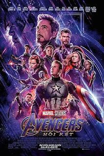 Biệt Đội Siêu Anh Hùng 4 : Hồi Kết - Avengers 4: Endgame
