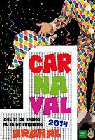 Carnaval de Arahal 2014 - Mario Jiménez Ruiz