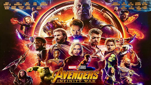 Avengers: Infinity War (2018) Movie [Dual Audio] [ Hindi + English ] [ 720p + 1080p ] BluRay Download