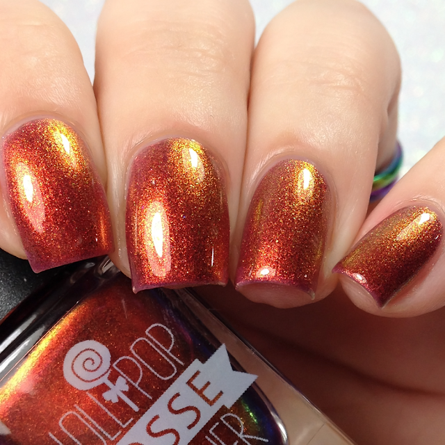Lollipop Posse Lacquer-The Alchemical Child