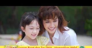 Nama Bintang Pemeran Iklan Tolak Angin Anak Terbaru