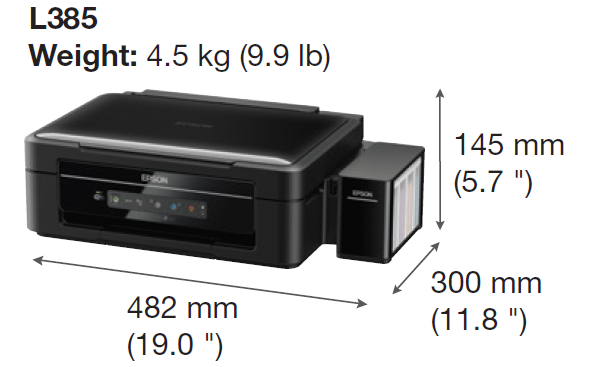 Canon 220 240v printer