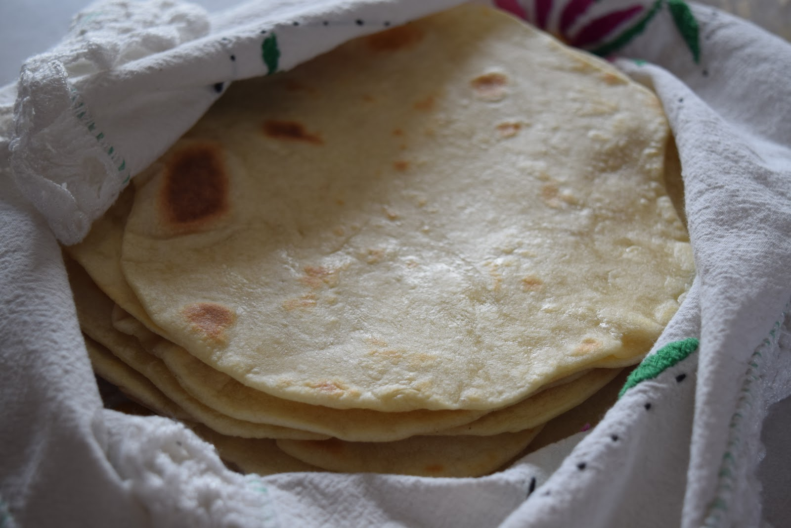 Let S Cook Flour Tortillas