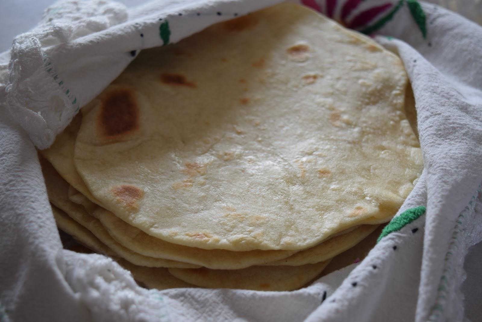 Let S Cook Flour Tortillas
