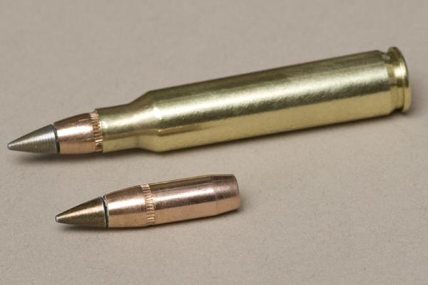Φωτό  Το νέο φυσίγγιο του αμερικανικού στρατού αντικαθιστά το τρέχον M855  των 5 0df32a4b8de