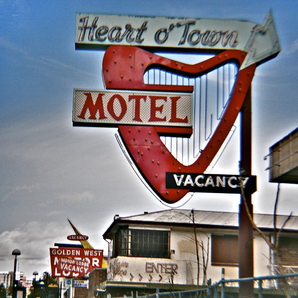 K-Blog: Virginia Street Motels: Reno, Nevada