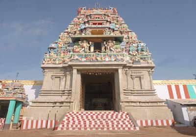 Varadaraja Perumal Temple Emaneswaram Paramakudi Ramanathapuram
