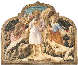 Immagine - Pala - Trittico - San Girolamo - Filippo - Lippi