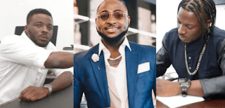King Patrick reveals the death threats he has been getting from Davido and Perruzi