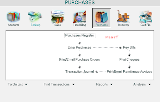 Cara Setting Termin Pembelian dan Penjualan di MYOB