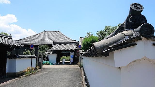 奈良公園 元興寺 世界遺産