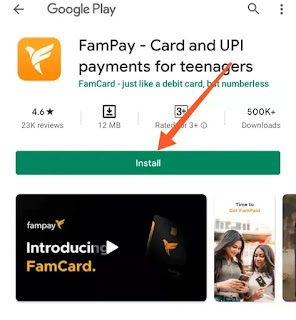 fampay download