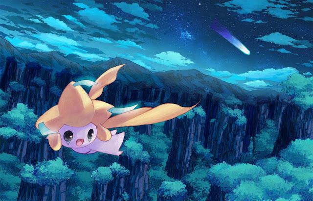 Pokémon: Jirachi y los deseos (2.3GB) (HDL) (Latino) (Mega)