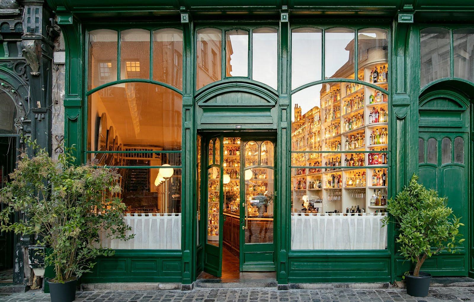 Un diner a La Bellezza