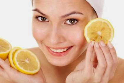 5 Manfaat Dan Khasiat Lemon Untuk Wajah