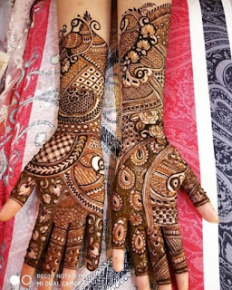 Mehndi Design | Simple Mehndi Design | Simple Mehndi Designs for Hands