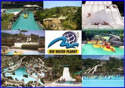 Ligado no Rio.: Ligado no Verão - Rio Water Planet por R ...
