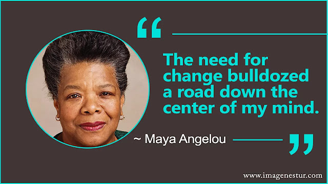Maya Angelou Quotes about mind
