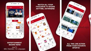 JioTV – Live TV News Movies v5.9.6 [Mod]