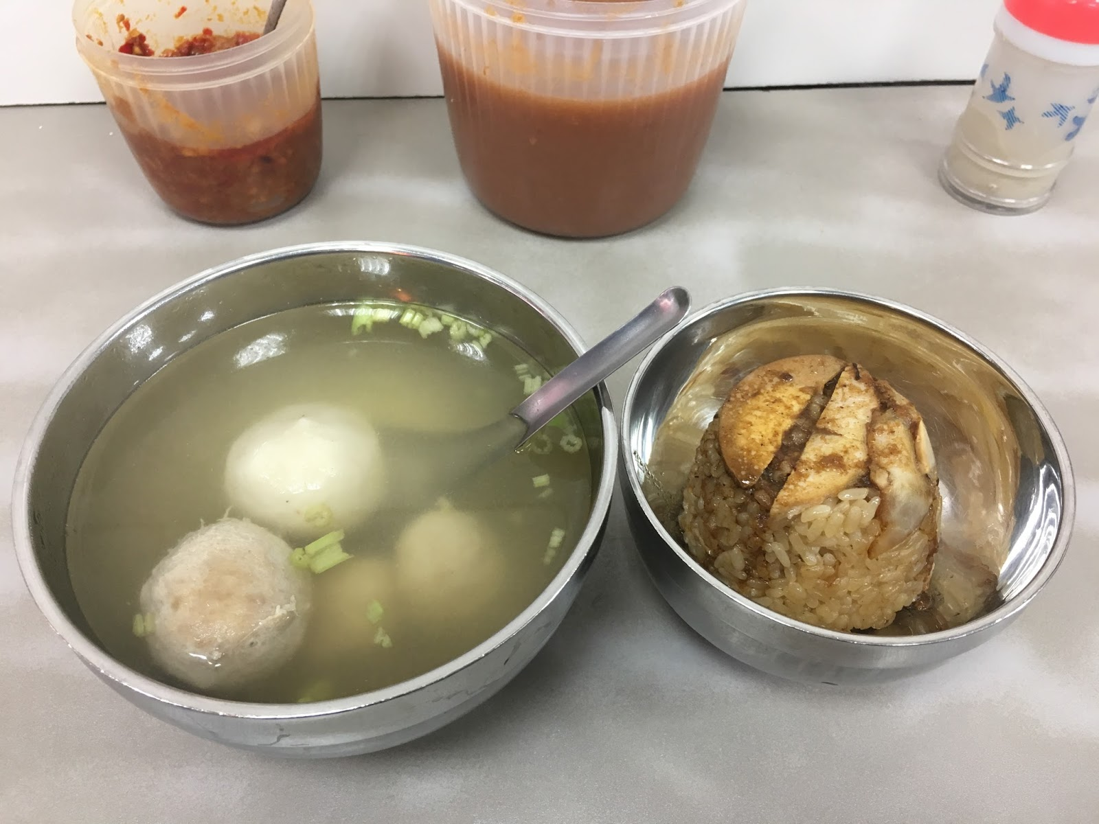 Daqiaotou Tube Rice Puddings, The Traditional -1074