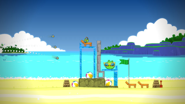 Angry Birds Trilogy - Xbox 360 Captura 3