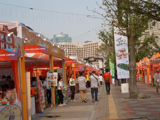I see fest festival outdoor terbesar di indonesia