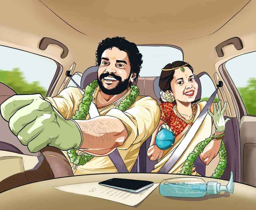 Manikanda Rajan Wedding