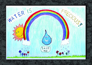 Best save water drawing
