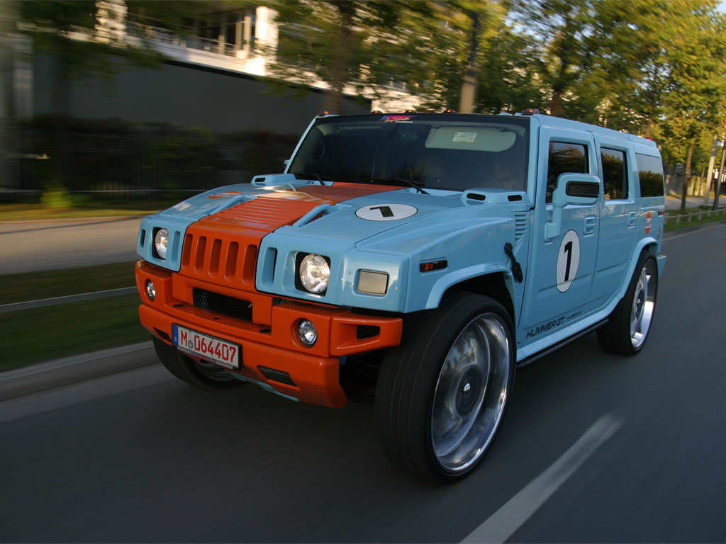 Hummer Wallpaper Car