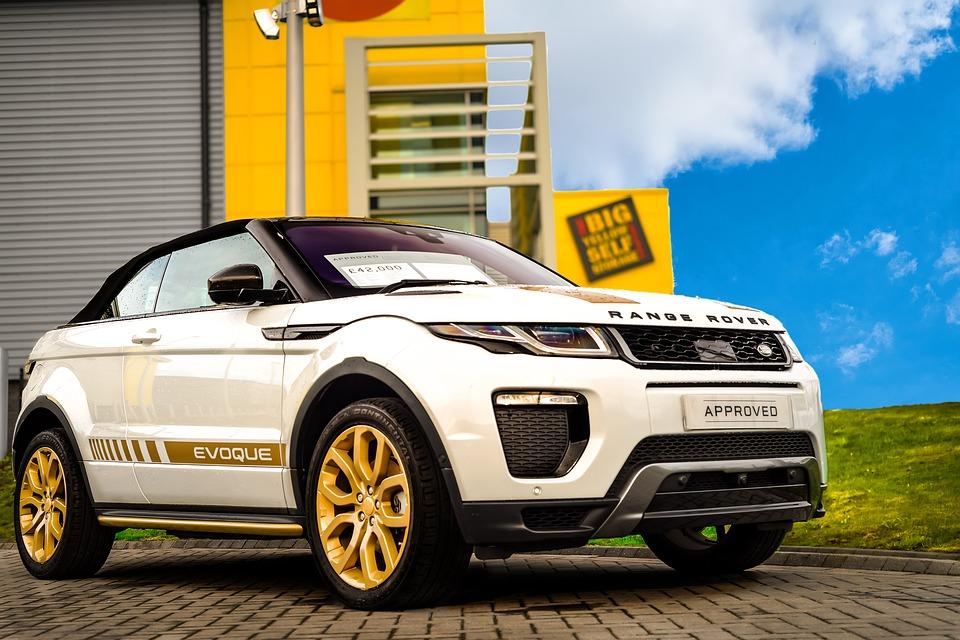 تعرف على سيارة رنج روفر Range Rover