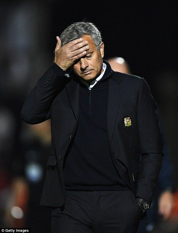 Manchester United sack Jose Mourinho after embarrassing 3 - 1 defeat to Liverpool
