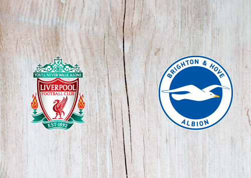 Liverpool vs Brighton & Hove Albion -Highlights 03 February 2021