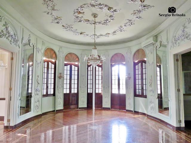 Palacete Violeta (Sala dos Pássaros)