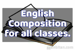 English composition all class