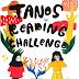 Tanos Reading Challenge Day 1