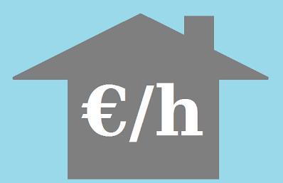 Mikä on kahden tunnin kotisiivouksen hinta Tampereella?