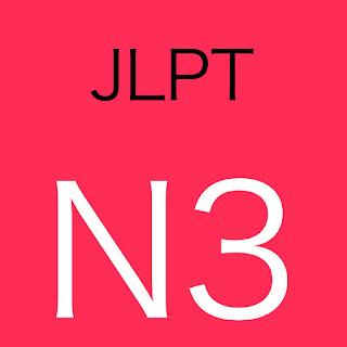 ĐỀ THI THỬ JLPT N3-ĐỀ 02: TỪ VỰNG