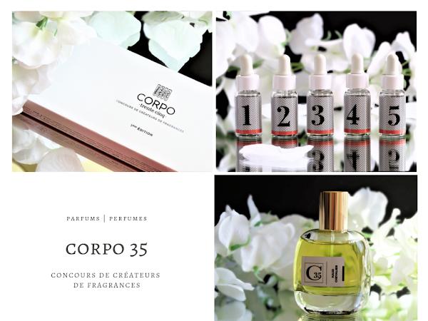 CORPO 35 | CONCOURS DE FRAGRANCES POUR LES NEZ DE DEMAIN