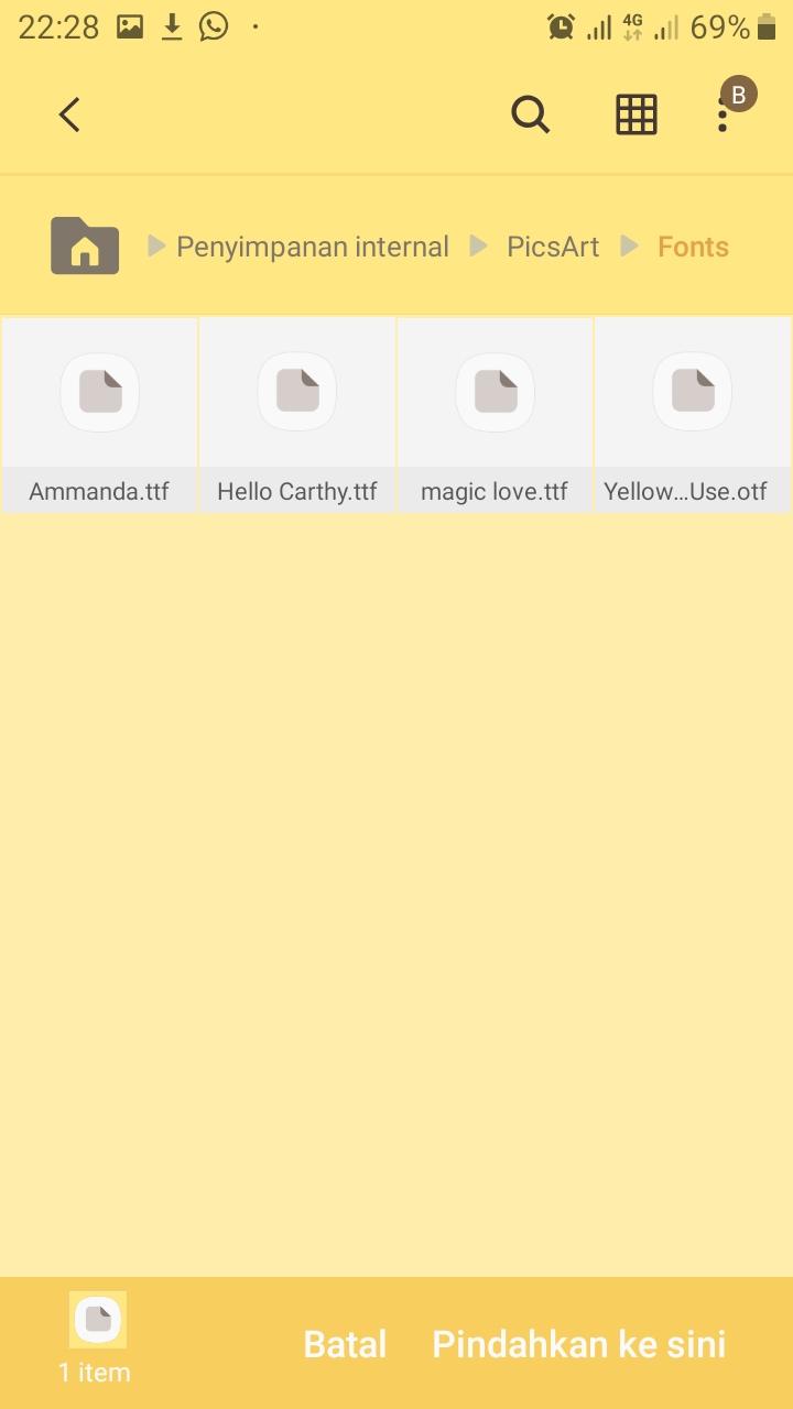 Cara Memasukkan Font Ke Corel : memasukkan, corel, Tutorial, Memasukkan, Picsart, (Android), TutorialDuaEnam
