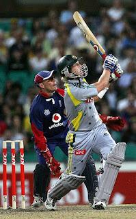 Australia vs England Only T20I 2007 Highlights