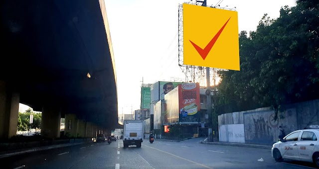 Available Billboards along EDSA in Makati (Buendia to Guadalupe)