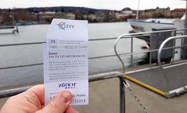 Come risparmiare a Zurigo: la Zurich Card